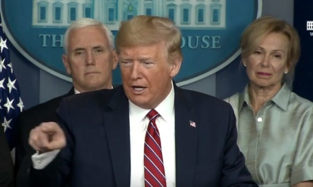 TrumpWatch, Day 1,156: Trump Ignored Coronavirus Warnings from US Intelligence Agencies