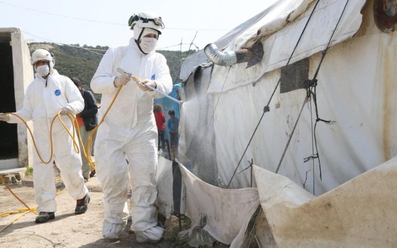 "Syria Daily: UN Envoy Calls for ""Complete Ceasefire"" Amid Coronavirus Threat"