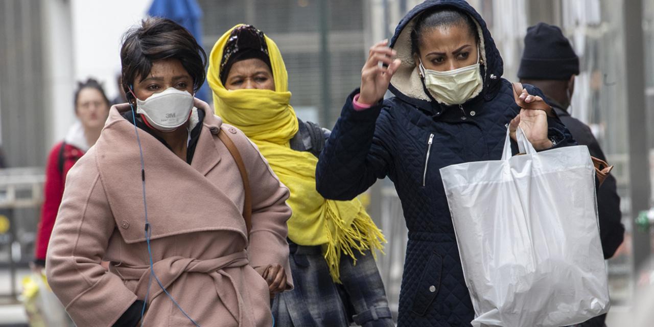 TrumpWatch, Day 1,158: Coronavirus — States Beg Trump Administration for Medical Supplies