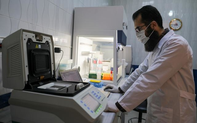 Syria Daily: The Only Coronavirus Testing Machine in Opposition-Held Northwest