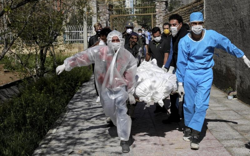 """Iran Daily: Rouhani — """"Coronavirus with Us for Months"""" as Millions Lose Jobs"""