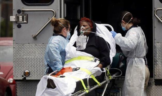 TrumpWatch, Day 1,168: Coronavirus — US Deaths Pass 5,000 Amid Exhaustion of Medical Supplies