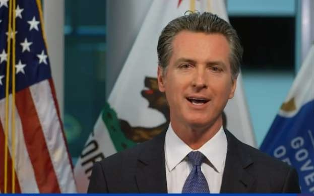 Coronavirus, Governor Newsom, and a California Nation-State