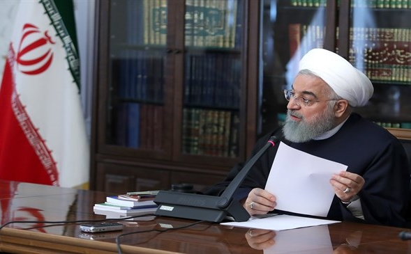 "Iran Daily: Coronavirus — Rouhani Says ""Low-Risk"" Economic Activity to Resume April 11"
