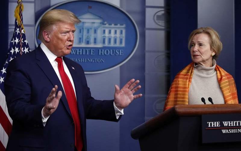 EA on talkRADIO: Coronavirus and Trump's Arrogance Are Taking Lives