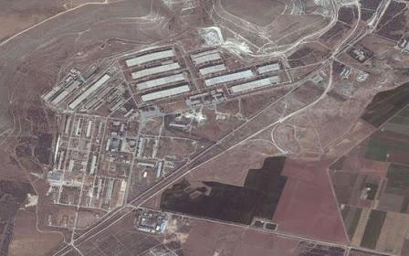 Israel Strikes Assad Regime's Key Missile Production Facility Near Aleppo