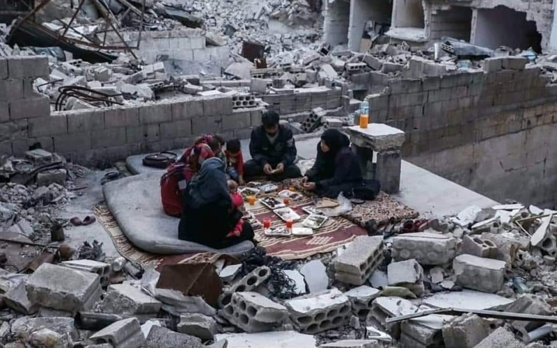 Syria Daily: Ramadan Amid the Destruction