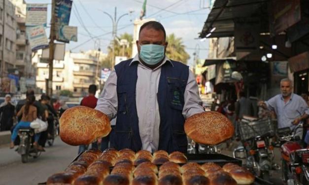 Assad Regime Reduces Bread Rations