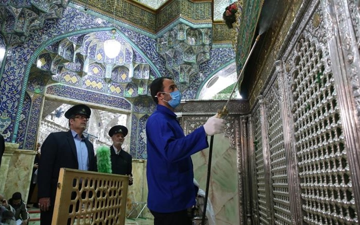 Iran Daily: Coronavirus — Shrines Reopening from Monday Despite 200% Rise in Cases