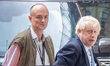Boris Johnson, Dominic Cummings, and The Lessons of History