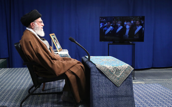 "Iran Daily: Supreme Leader — ""Production Can Neutralize Coronavirus"""
