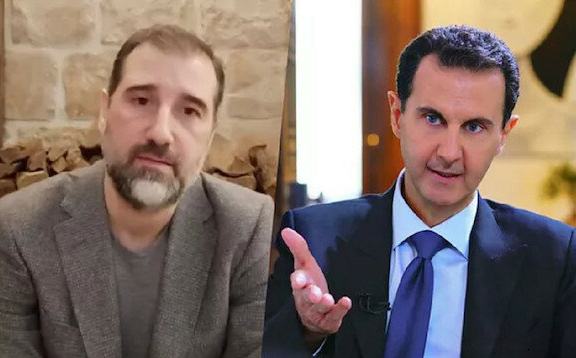 Assad's Tycoon Cousin Makhlouf Exposes Sanctions Evasion