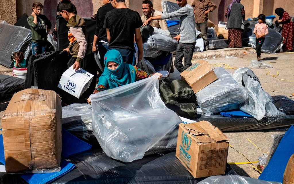 Syria Daily: Russia Rejects Reopening of Aid Routes