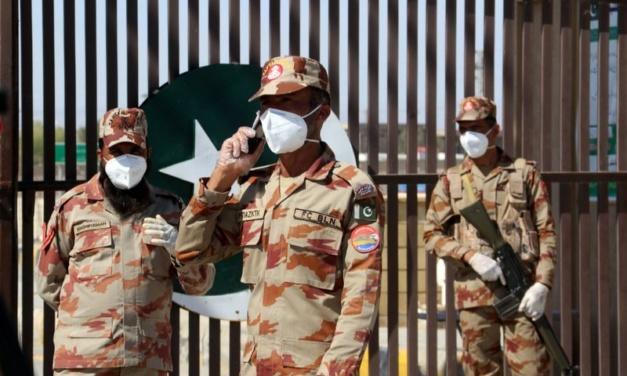 A Border Failure: Pakistan and Coronavirus