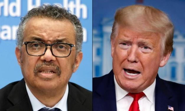 "EA on TRT World: Coronavirus — Trump's ""Blame WHO"" Diversion"