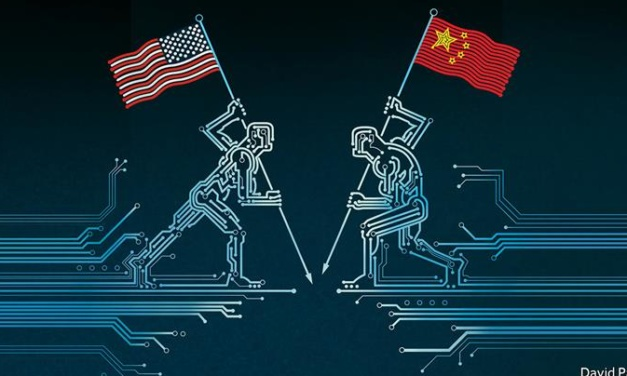 Cyber-Competition: US, China, and Russia Vie for 1st Place