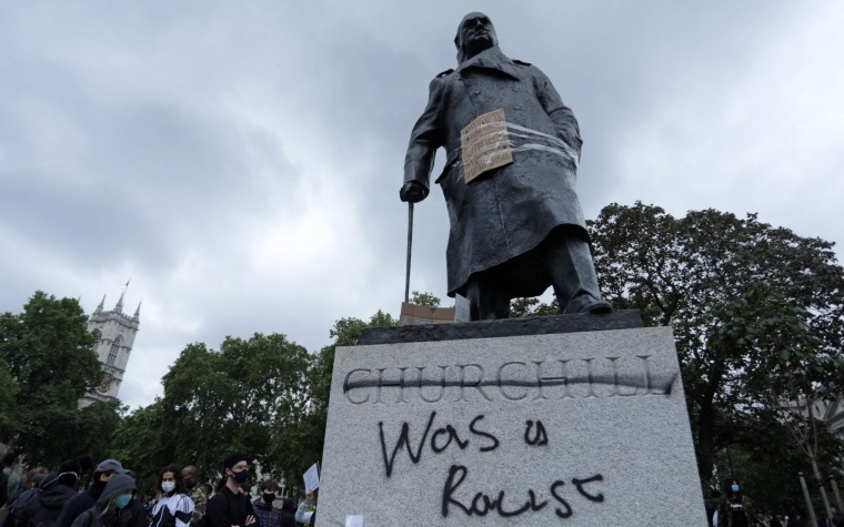 Churchill Was a Racist. Let's Understand Why.