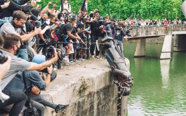 Empire Falls: Black Lives Matter and the Confrontation of Britain's Past