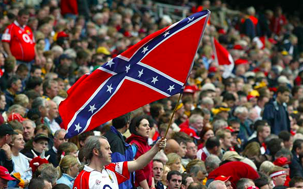Rebels Without a Cause: The Confederate Flag in Ireland