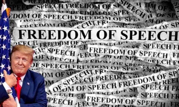 "EA on BBC World Service: Maintaining ""Free Speech"" in the Trump Era"