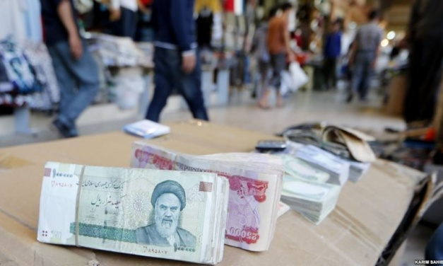 Iran Daily: Government Fails to Halt Record-Setting Currency Slide