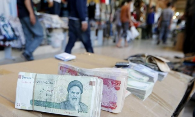 "Iran Central Bank Governor: Economic Crisis ""Beyond Control"""