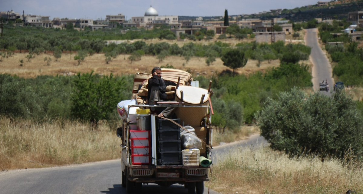 Syria Daily: Russia Breaks Northwest Ceasefire for 1st Time in 3 Months