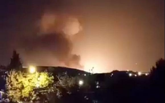 Iran Daily: What Caused Explosion Near Military Base East of Tehran?