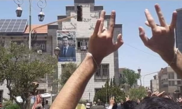 Syria Daily: A Protest in Regime-Held Southeast