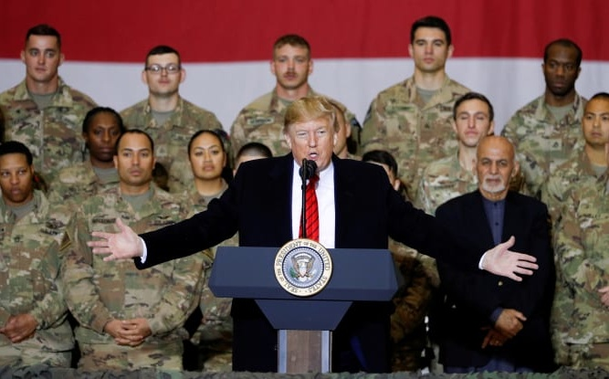 EA on Australia's ABC: Trump, Russia, and the Bounty on US Troops in Afghanistan