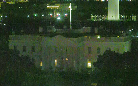 TrumpWatch, Day 1,228: Floyd Protests — Trump Hides and Tweets from White House Bunker