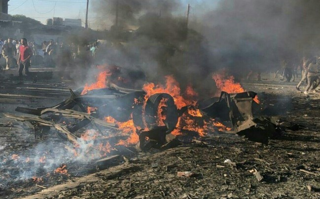 Car Bombs in Northwest Syria Kill 5, Injure 98