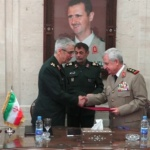 Iran Declares New Military Agreement With Syria's Assad Regime