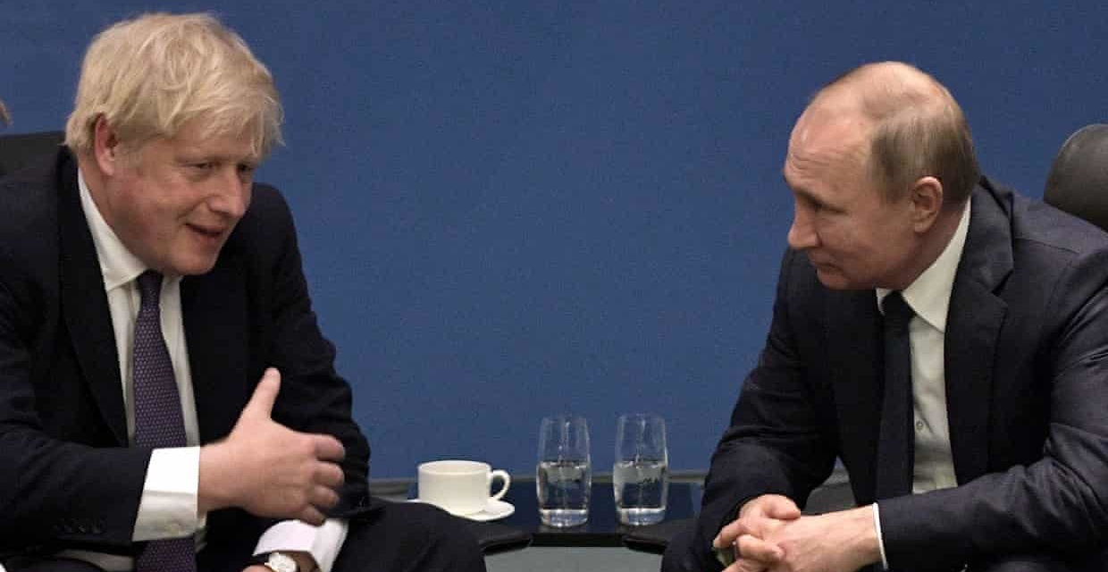 EA on talkRADIO: Why Was UK Government Negligent Over Russia's Interference?