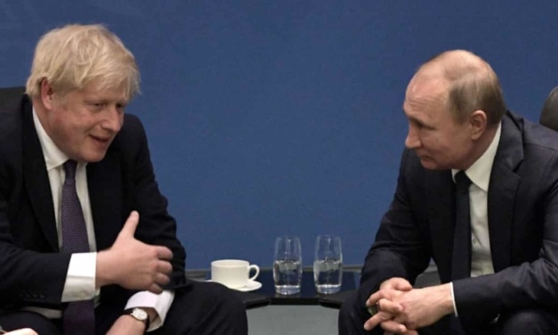 "Why The Kremlin Celebrated the UK's ""Russia Report"""