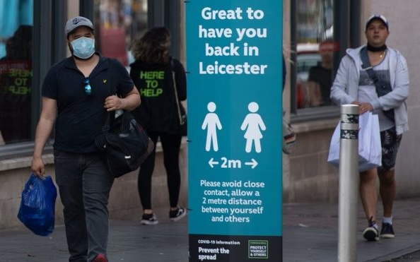 Don't Bash Leicester for the UK's Coronavirus Failures