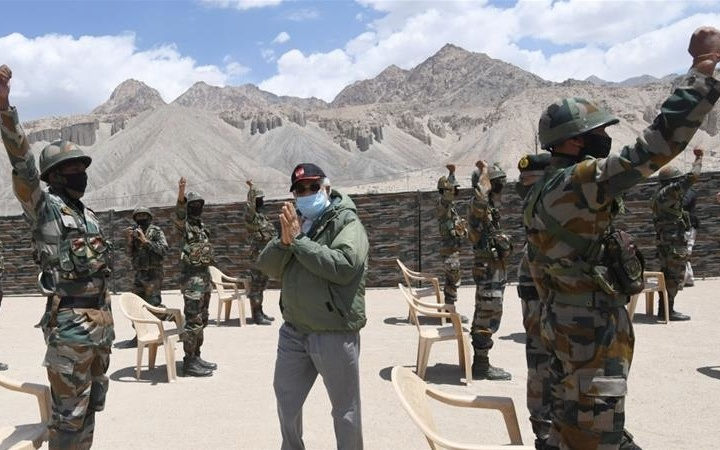 The Unstable Consequences of the Himalaya Clashes Between India and China