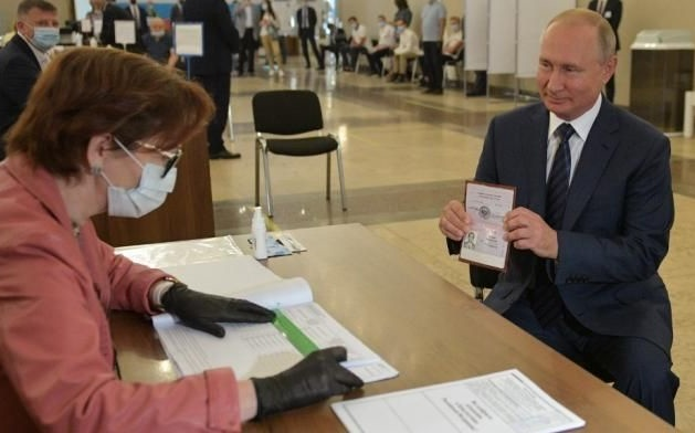 Russia's Elite Extend Power With New Constitution — But Can They Maintain It?