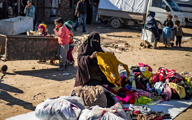 UPDATED: UN Officials Tell Countries — Repatriate 27,000 Children from Al-Hol Camp in NE Syria