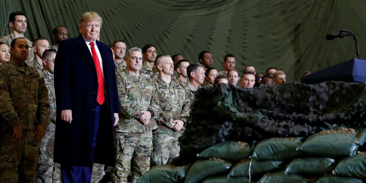 EA on Dublin Newstalk: Trump and Russia's Afghanistan Bounties