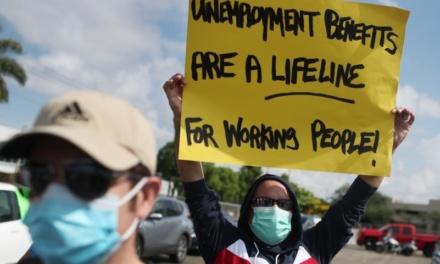 UPDATED: Republican Governors Slashing Unemployment Assistance