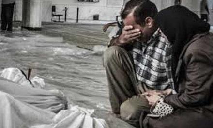 Syria's Chemical Attack Survivors File Criminal Case in France v. Assad Regime