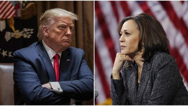 EA on Times Radio and talkRADIO: Kamala Harris's Good Week v. Donald Trump's Bad Week
