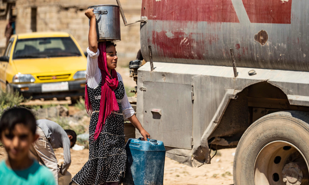 The Water Crisis in Kurdish-Controlled Northeast Syria