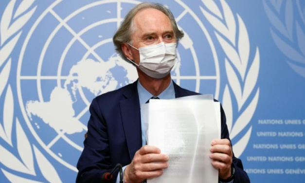 Syria's Constitution Talks Delayed After 3 Delegates Positive for Coronavirus
