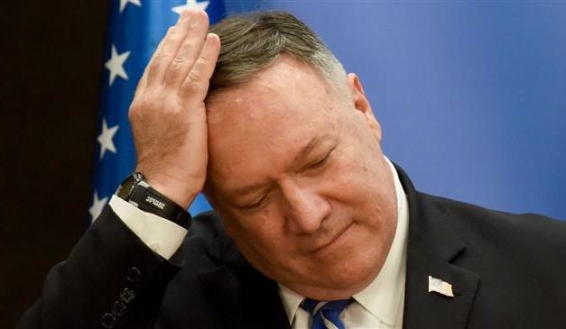 "Pompeo Blusters, ""UN Sanctions on Iran to Return September 20"""