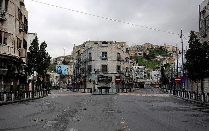 Coronavirus: Jordan Seals Off City Near Syrian Border