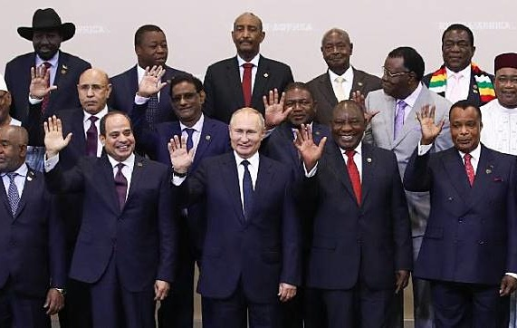 Russia Returns To Africa
