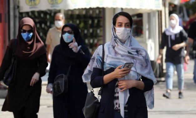 "Coronavirus — Iran Deputy Health Minister Warns of ""Third Wave"""