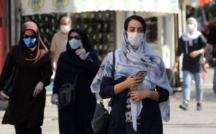 UPDATE: Iran Sets Record for Daily Coronavirus Deaths